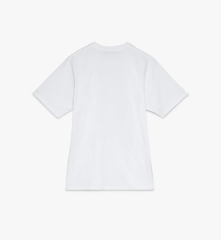 MCM MCM x BAPE Ape Head T-Shirt  MHT9AMB01LU00M Alternate View 2