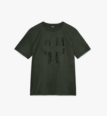 MCM メンズ ロゴ Tシャツ Alternate View