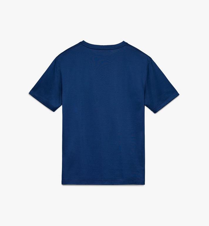 MCM Men's Logo T-Shirt  MHT9AMM80LG00S Alternate View 2