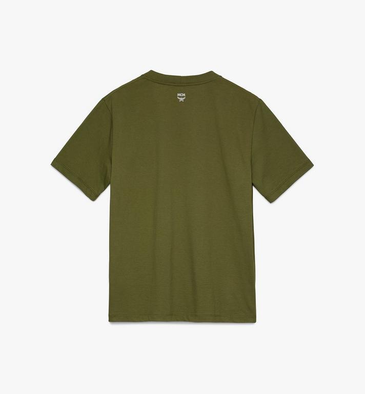 MCM Herren-T-Shirt Munich Lion Alternate View 2
