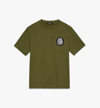 MCM メンズ ミュンヘン ライオン Tシャツ Alternate View