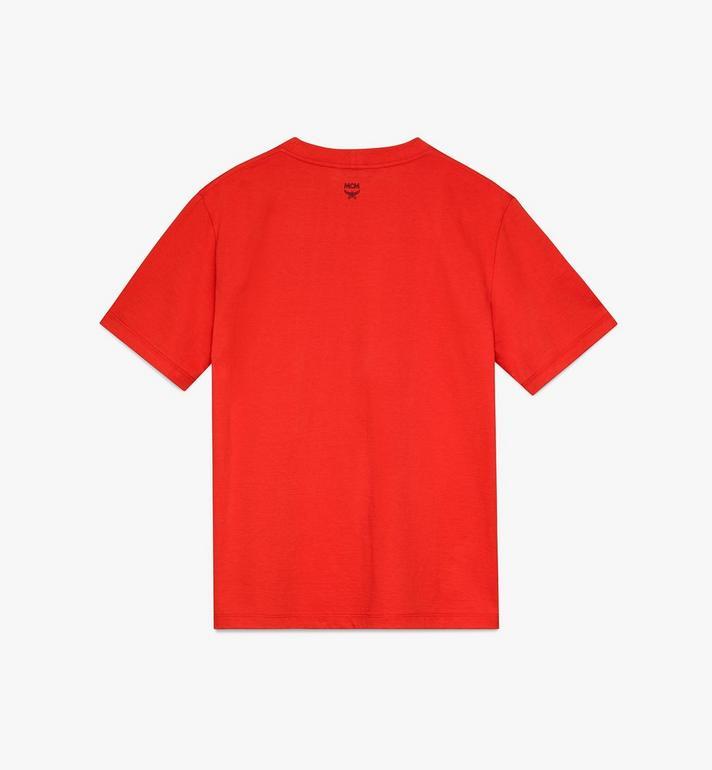 MCM メンズ ミュンヘン ライオン Tシャツ Alternate View 2