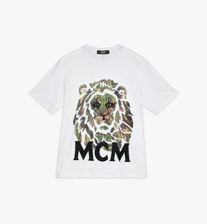 MCM Men's Munich Lion T-Shirt Alternate View