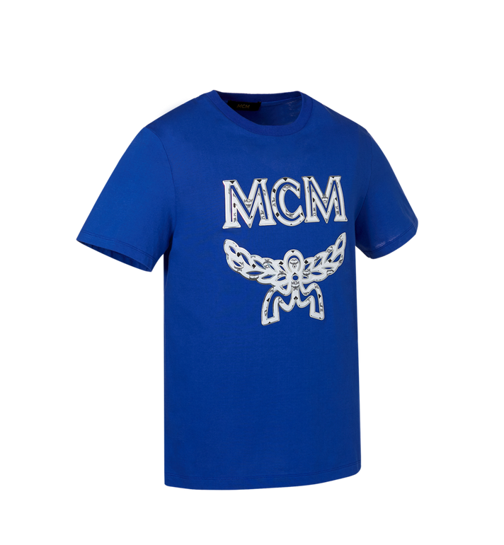 MCM Herren Logo T-Shirt Alternate View 2