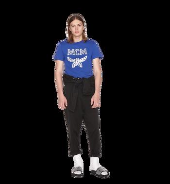 MCM Herren Logo T-Shirt Alternate View 4