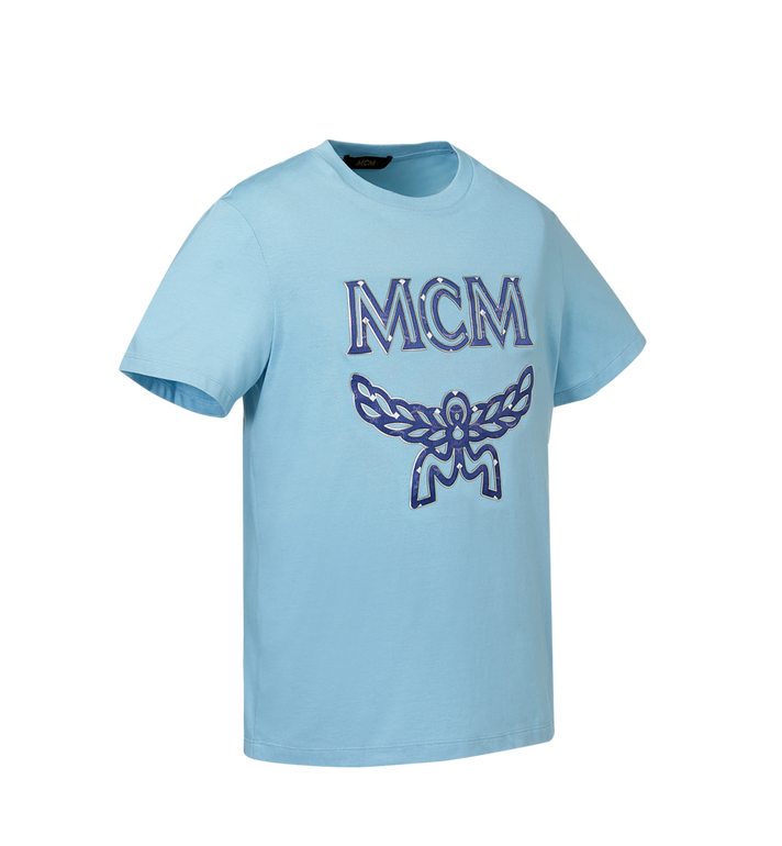 MCM Herren Logo T-Shirt Alternate View 2