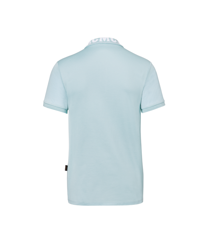 MCM Herren-Poloshirt mit Logo MHT9SMM25LS00L AlternateView2