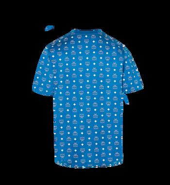 MCM Herren T-Shirt mit Visetos Print Alternate View 3