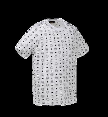 MCM Men's Visetos Print T-Shirt Alternate View 2