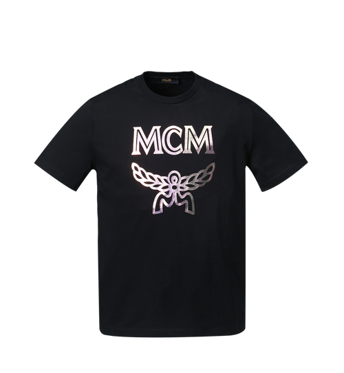 Men's Hologram Print Logo T-Shirt