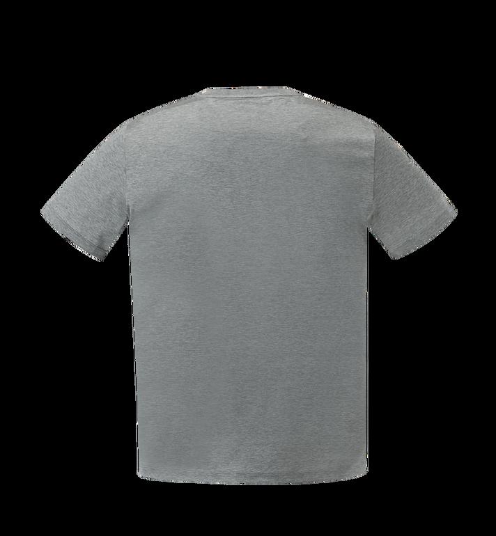 MCM Men's Tone On Tone Logo T-Shirt Grey MHT9SMM80EM00L Alternate View 3