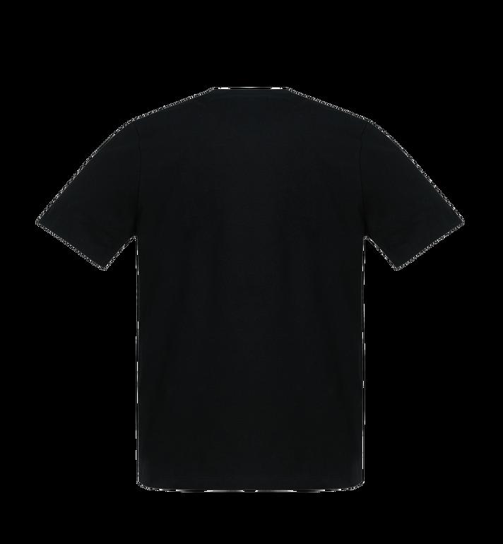 MCM Men's Tonal Logo Print T-Shirt Orange MHT9SMM80OW00L Alternate View 3