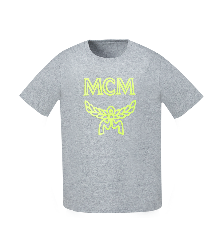 MCM Men's Tonal Logo Print T-Shirt Alternate View