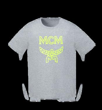MCM Men's Tonal Logo Print T-Shirt Alternate View