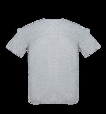 MCM Men's Tonal Logo Print T-Shirt Yellow MHT9SMM80YN0XL Alternate View 3