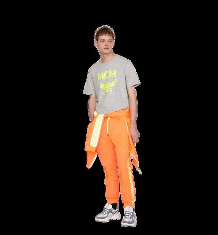 MCM Men's Tonal Logo Print T-Shirt Yellow MHT9SMM80YN0XL Alternate View 4