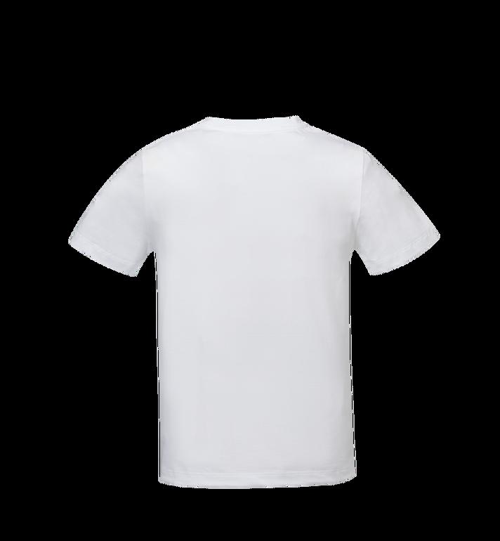 MCM T-shirt à logo Sparkling Neon pour homme Alternate View 3