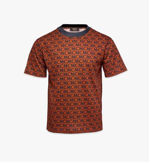 T-Shirt mit Monogramm für Herren