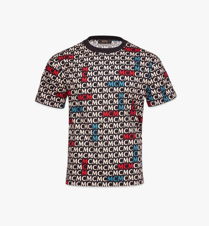 MCM T-Shirt mit Monogramm für Herren Alternate View