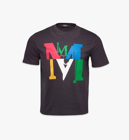 Men's Logo Glitch T-Shirt
