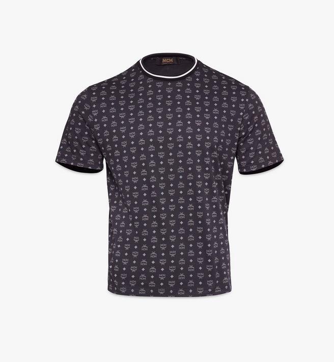 MCM メンズ ヴィセトスプリント Tシャツ Alternate View