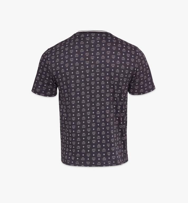 MCM メンズ ヴィセトスプリント Tシャツ Black MHTAAMM05BK00L Alternate View 2