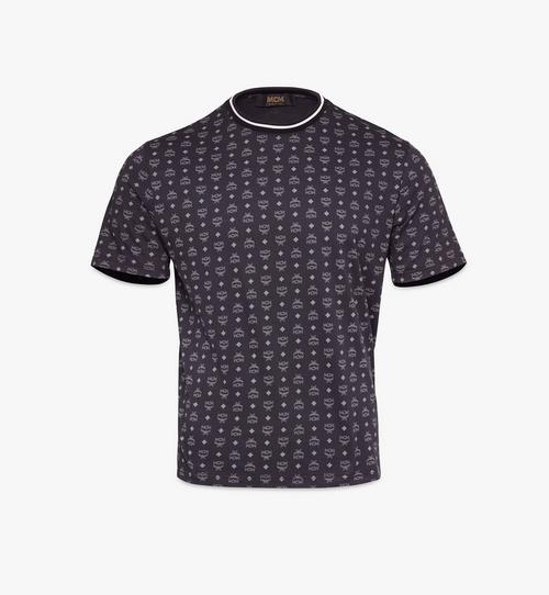 メンズ ヴィセトスプリント Tシャツ