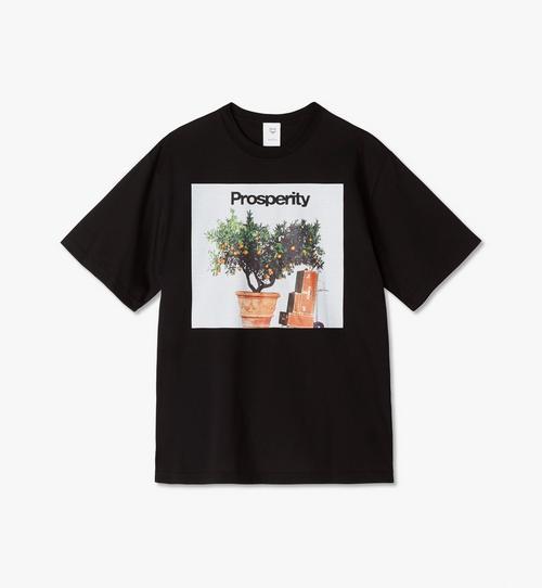 〈MCM x PHENOMENON〉メンズ プロスパリティ Tシャツ