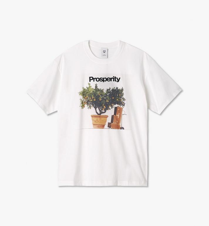 MCM 〈MCM x PHENOMENON〉メンズ プロスパリティ Tシャツ Alternate View