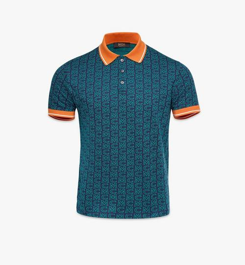 Men's Monogram Polo Shirt