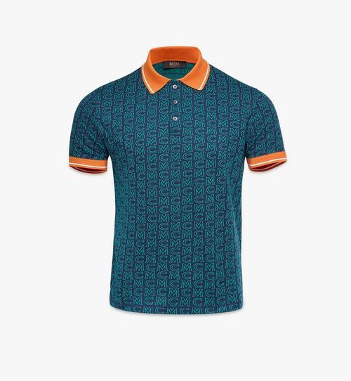 Men's Monogram Polo Shirt