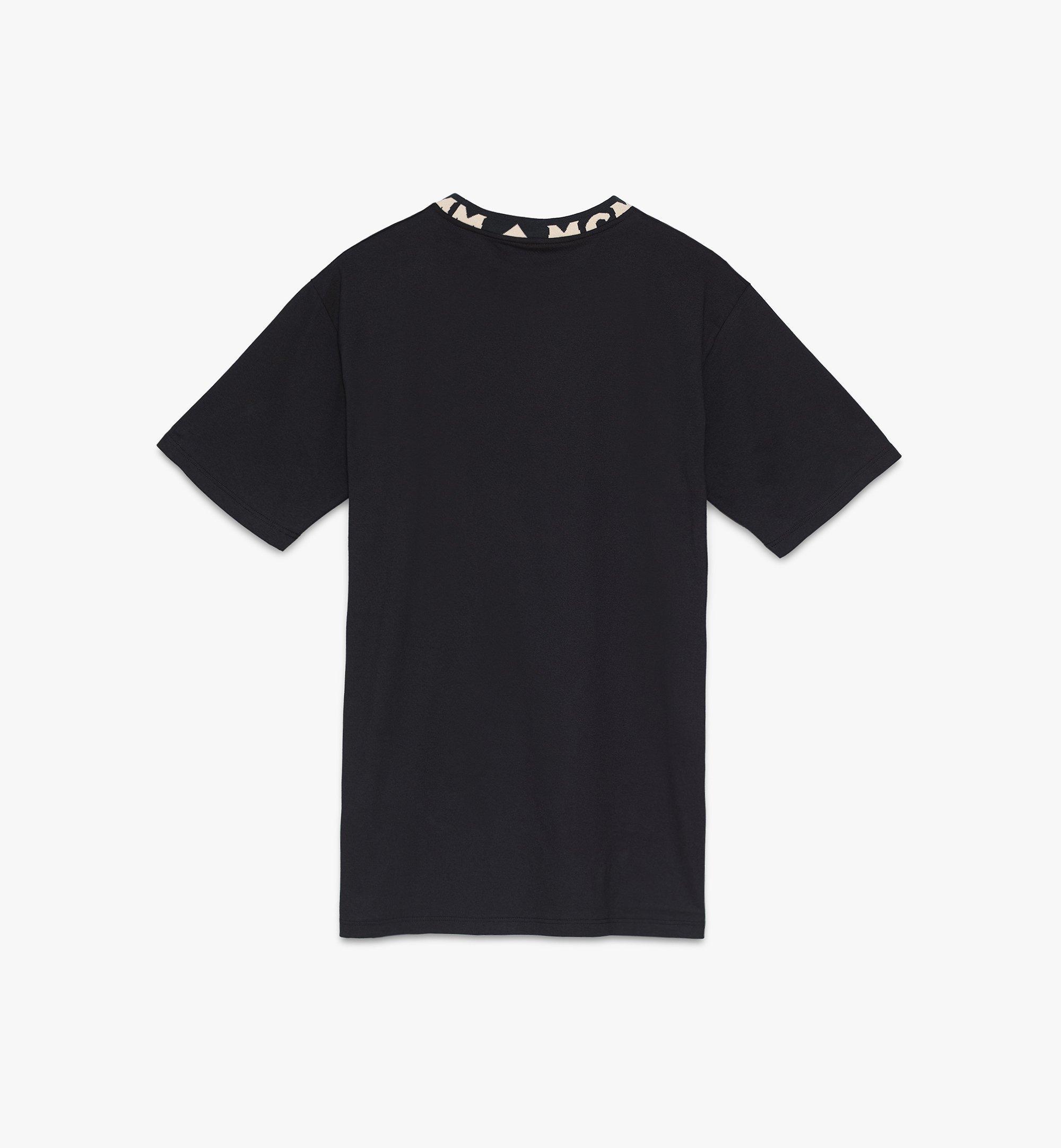 MCM メンズ ロゴトリム Tシャツ Black MHTASMM03BT00L Alternate View 2