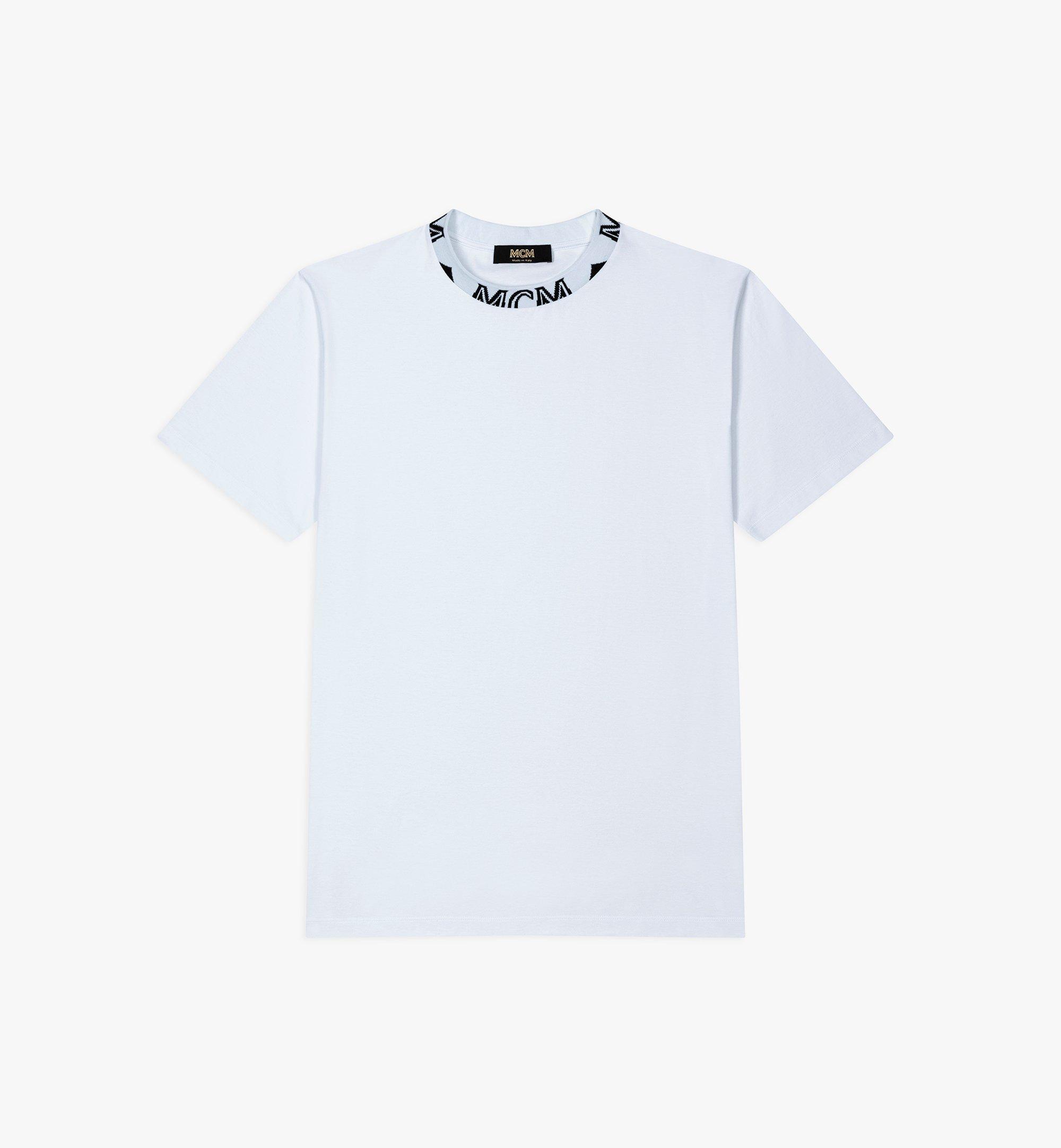 T Shirt mit Logobesatz für Herren