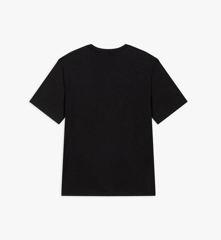 MCM T-shirt à logo pour homme Black MHTASMM04BT00L Alternate View 2