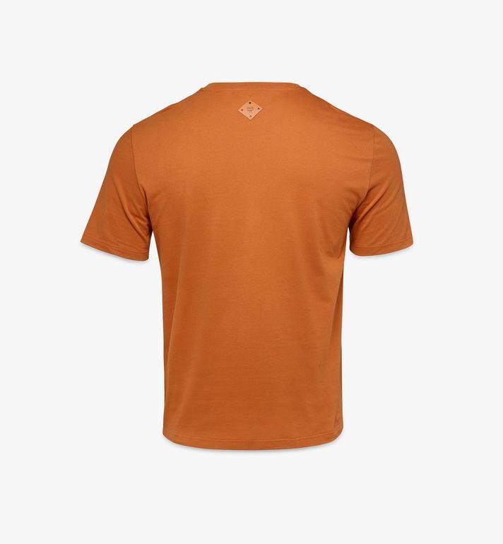 MCM Men's Classic Logo T-Shirt Black MHTASMM04N400L Alternate View 2