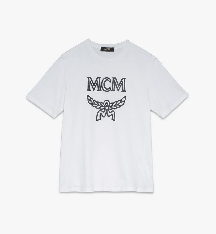 MCM T-shirt à logo pour homme Alternate View