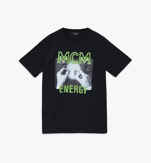 〈MCM 1976〉メンズ エナジー Tシャツ