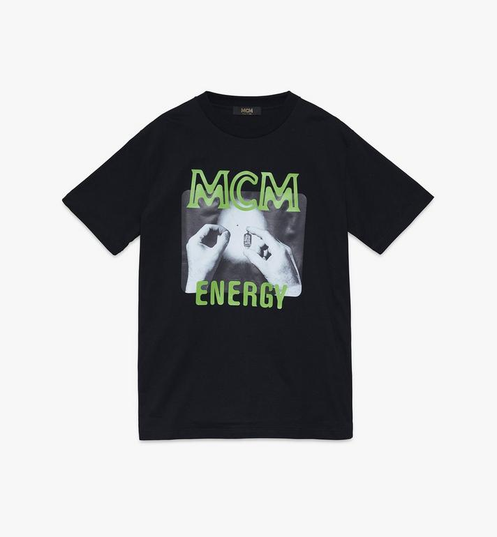 MCM T-shirt 1976 Energy pour homme Alternate View