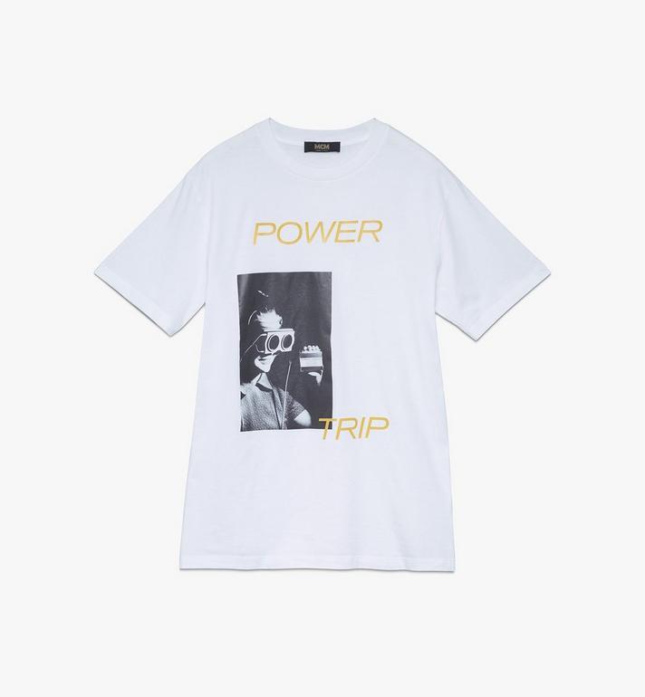 MCM 〈MCM 1976〉メンズ パワートリップ Tシャツ Alternate View