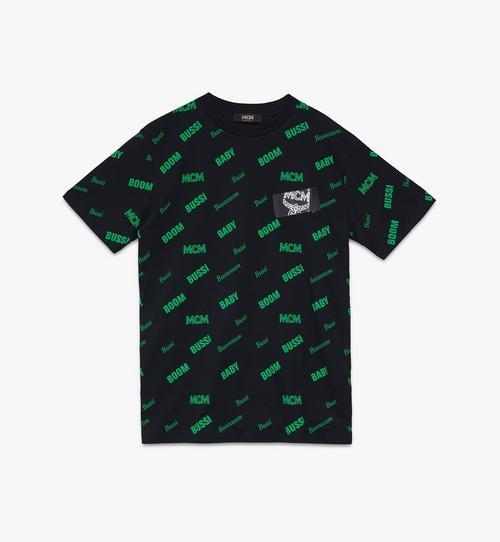 남성용 그래픽 럭스 티셔츠