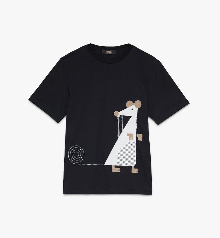 """MCM イヤー・オブ・ザ・ラット"""" メンズ Tシャツ Alternate View"""