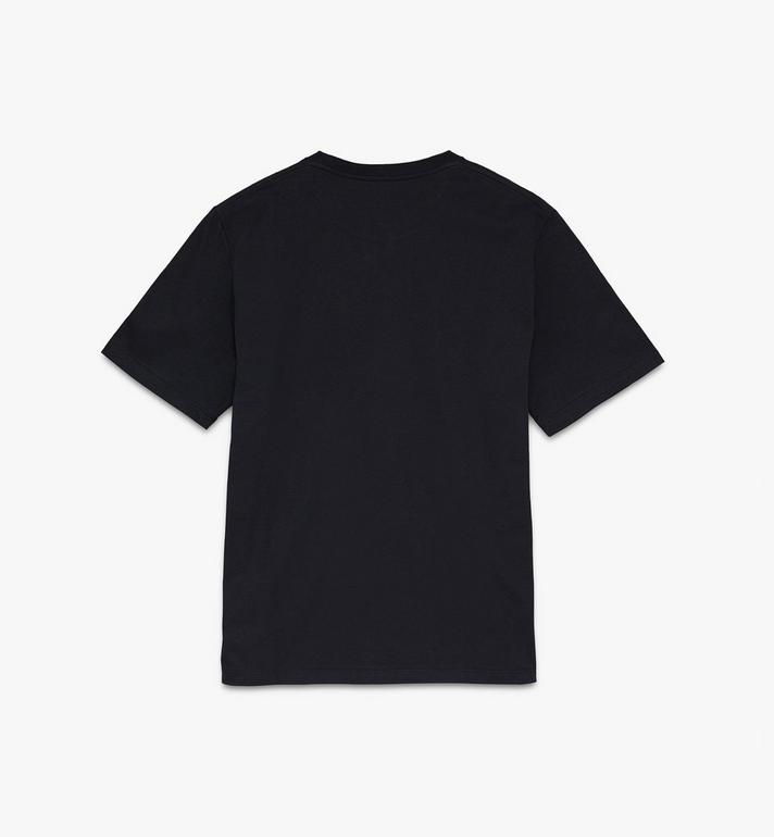 "MCM イヤー・オブ・ザ・ラット"" メンズ Tシャツ Black MHTASSE02BT00L Alternate View 2"