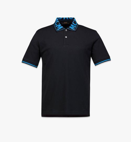 Men's Logo Polo Shirt in Cotton Piqué