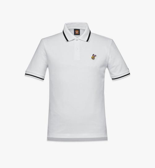 남성용 MCM x SAMBYPEN 폴로 셔츠