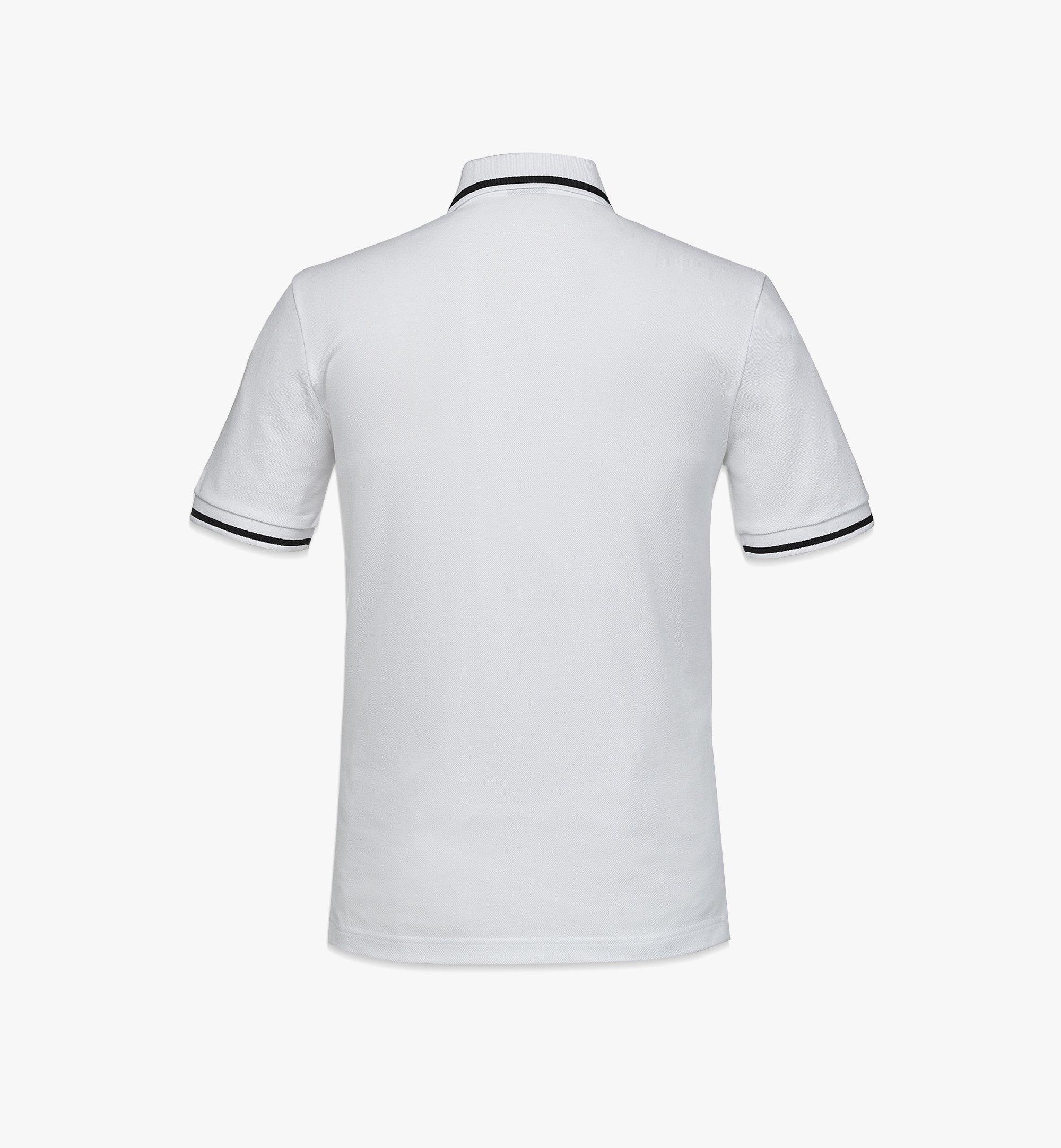 MCM เสื้อโปโล MCM x SAMBYPEN สำหรับผู้ชาย White MHTBASP01WT00L มุมมองอื่น 1