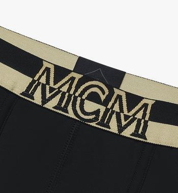 MCM Boxer long pour homme  MHYASBM01BK00L Alternate View 3