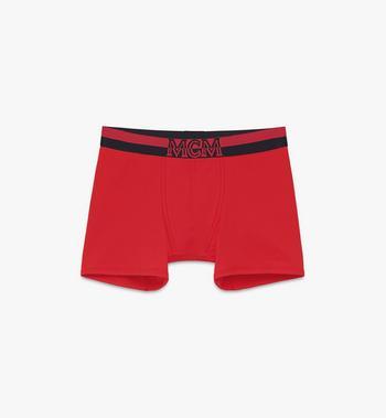 MCM Lange Boxershorts für Herren Alternate View