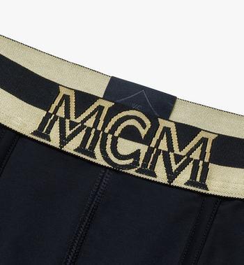 MCM Boxershorts für Herren  MHYASBM02BK00L Alternate View 3