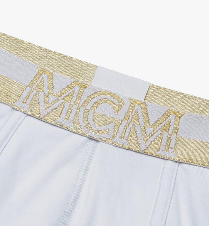 MCM Boxershorts für Herren  MHYASBM02WT00L Alternate View 3