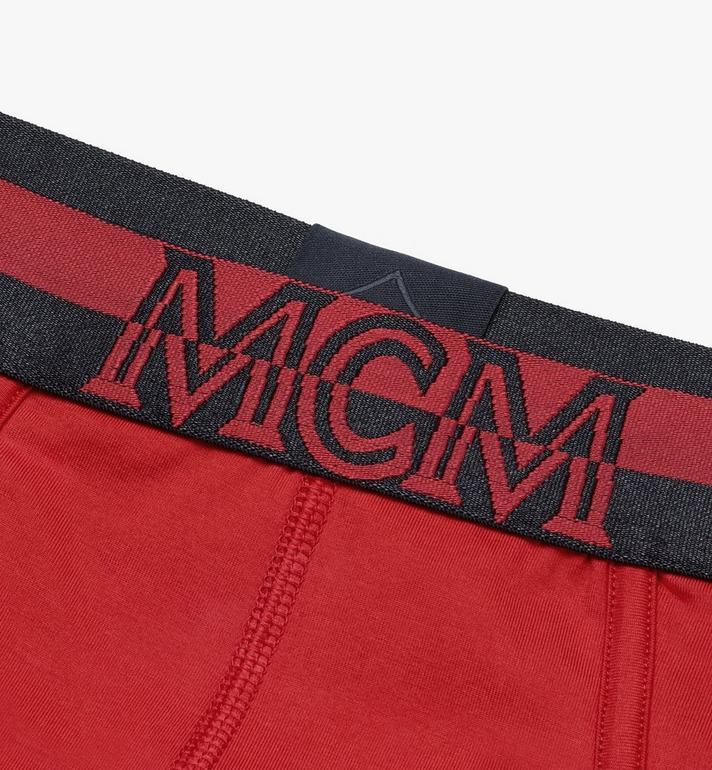 MCM Men's 1976 Logo Briefs  MHYASBM03RE00L Alternate View 3